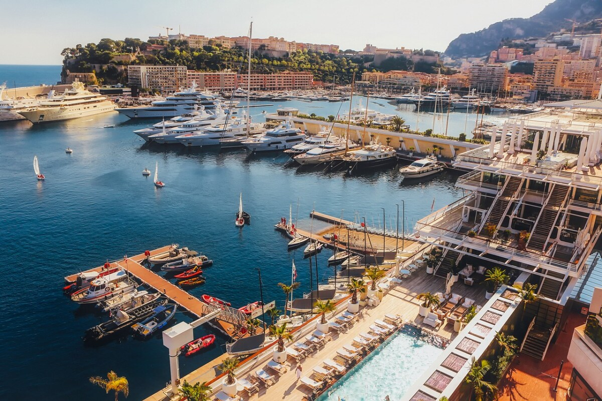 Yacht Charter France (French Riviera)