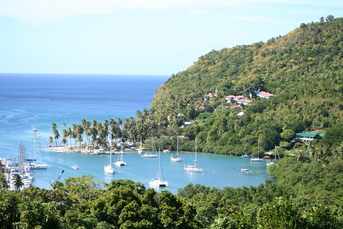 Yacht Charter St. Lucia