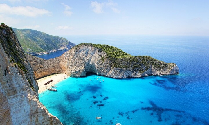 Top 5 Reasons to Go Sailing in the Ionian