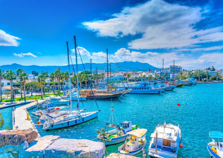 Sailing holidays in Kos