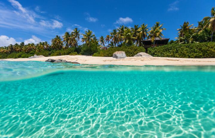 Sailing vacations in BVI