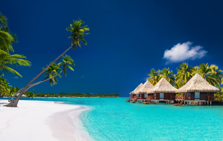 Sailing holidays in French Polynesia