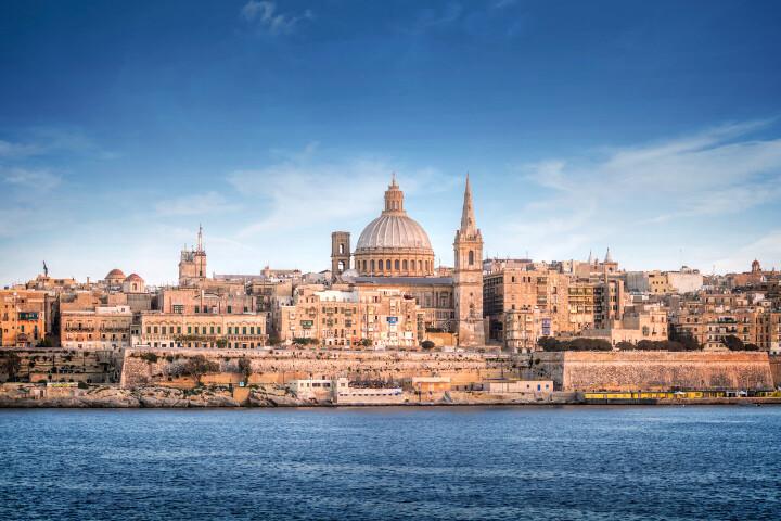 Sailing holidays in Malta