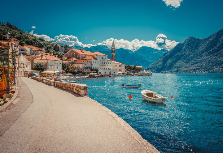 Sailing holidays in Montenegro