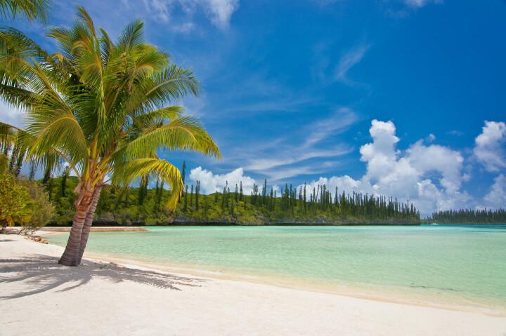 Sailing holidays in New Caledonia