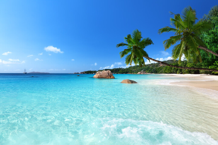 Sailing holidays in Seychelles