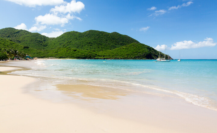 Sailing holidays in St. Martin