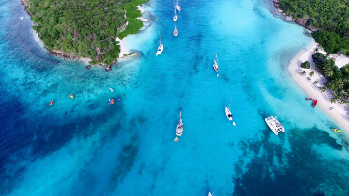 Sailing holidays in St. Vincent