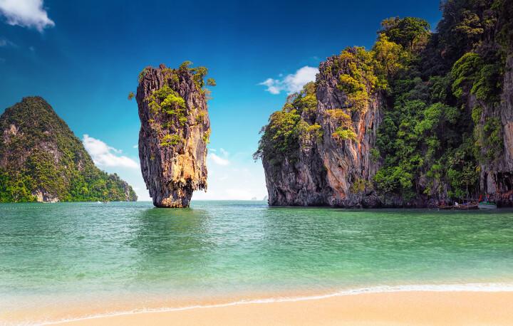 Sailing holidays in Thailand