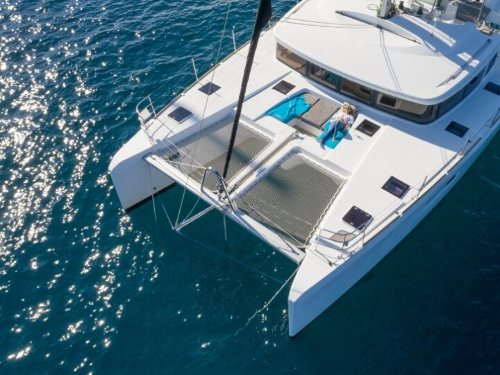 Lagoon 52 - Yacht in review