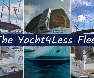 The Yacht4Less Fleet