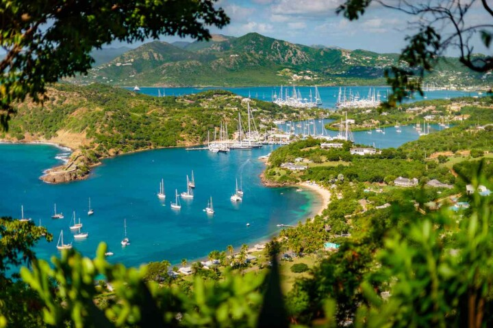 Celebrity Islands: Sail with the Rich & Famous