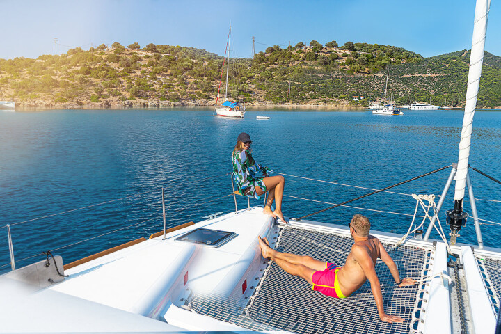 Bareboat sailing holidays explained