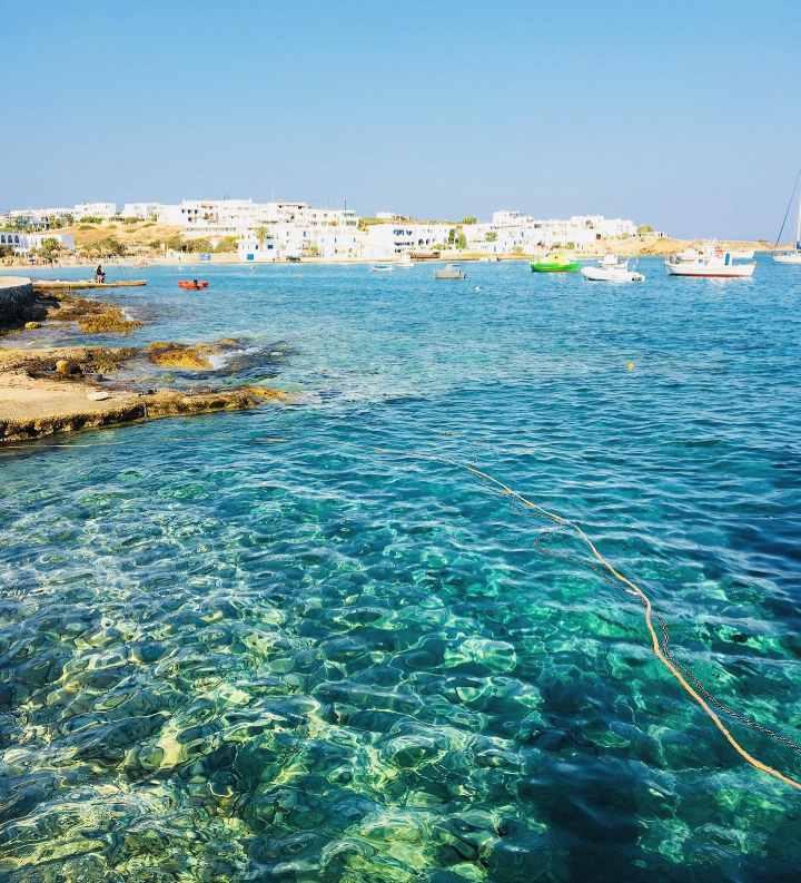 Small Cyclades Holiday Itineraries