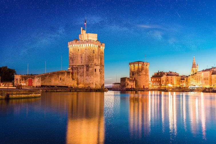Sailing holidays La Rochelle, France