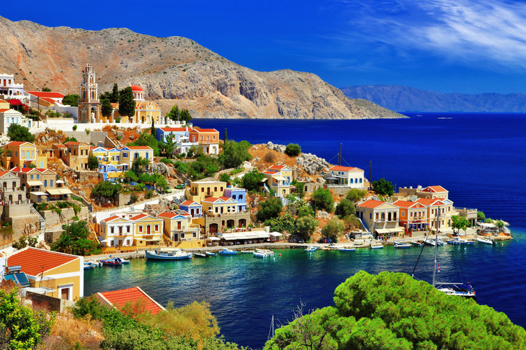 Sailing holidays in Dodecanese, Greece