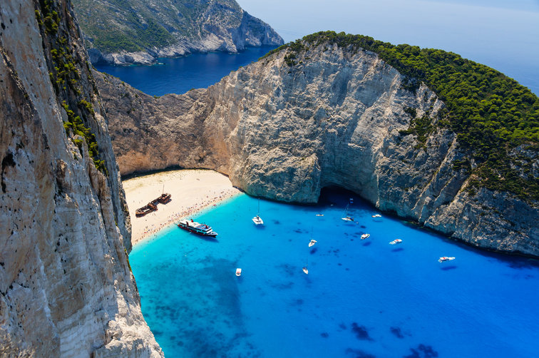 Sailing Ionian, Greece