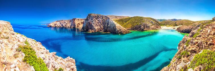 Sailing holidays in Sardinia, Italy