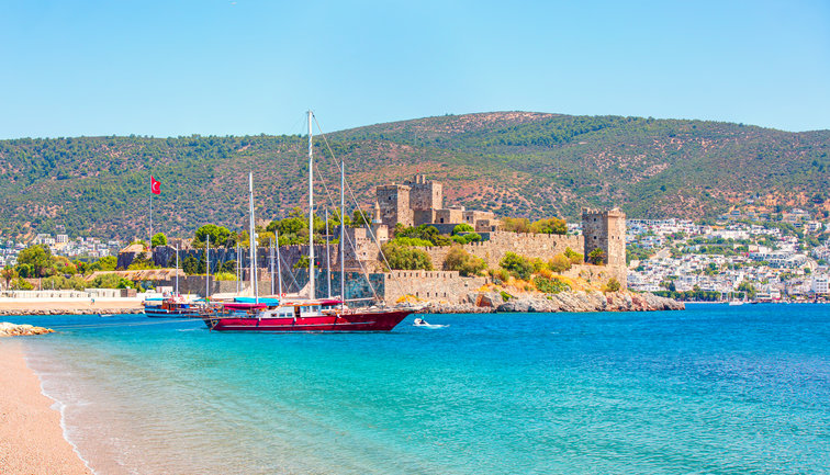 Sailing holidays in Bodrum